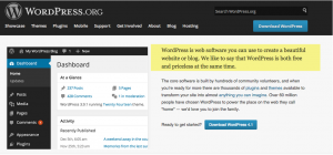 WordPress: From Homebrew to Turnkey