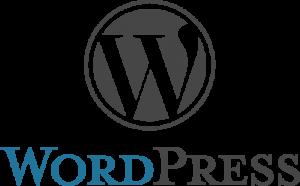 WordPress CMS powering platform