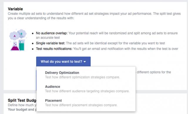 Social Media Ad Campaigns: Facebook Ad Campaign Test Variables