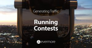 Running an Online Contest