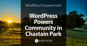 WordPress Powers Community in Chastain Park