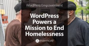 WordPress Powers a Mission to End Homelessness