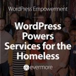 WordPress Powers Services for the Homeless